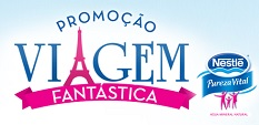 www.promoviagemfantastica.com.br, Promoção Nestlé Pureza Vital Viagem Fantástica