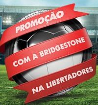 www.promocaobridgestone.com.br/libertadores, Promoção com a Bridgestone na Libertadores