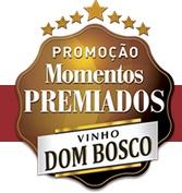 www.promocaodombosco.com.br, Promoção Momentos Premiados Vinho Dom Bosco
