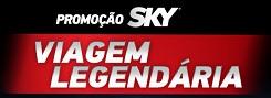 www.skywarner.com.br, Promoção Sky Viagem Lendária