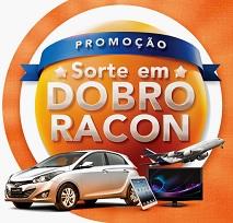 sorteemdobro.racon.com.br, Promoção Sorte em Dobro Racon