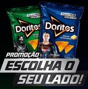 www.doritos.com.br, Promoção Doritos - Escolha o seu Lado