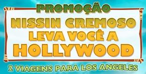 www.nissin.com.br/levavoce, Promoção Nissin Cremoso Leva Você para Hollywood