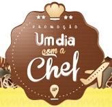 www.umdiacomachef.com.br, Promoção Selecta Chocolates Um Dia com a Chef