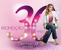 www.dermacyd.com.br/promocao30anos, Promoção Dermacyd 30 anos