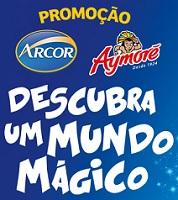 www.mundomagicoarcor.com.br, Promoção Arcor - Descubra Um Mundo Mágico