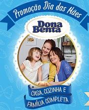 www.promocaodonabenta.com.br, Promoção Dona Benta Dia das Mães 2016