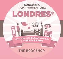 www.tratesuamaecomoumarainha.com.br, Promoção The Body Shop - Trate sua Mãe como uma Rainha