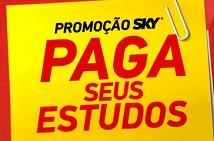 www.skyprepagoestudos.com.br, Promoção Sky Paga Seus Estudos