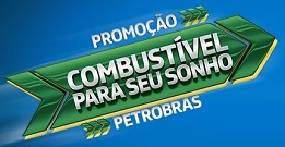 Promoção Combustível para seu sonho Petrobras Premmia