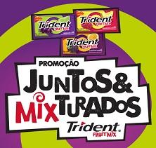 WWW.TRIDENTJUNTOSEMIXTURADOS.COM.BR, PROMOÇÃO JUNTOS & MIXTURADOS TRIDENT