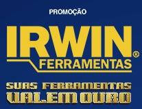 WWW.IRWINVALEOURO.COM.BR, PROMOÇÃO IRWIN SUAS FERRAMENTAS VALEM OURO