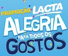 WWW.LACTA.COM.BR/ALEGRIA, PROMOÇÃO LACTA ALEGRIA PARA TODOS OS GOSTOS