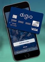 WWW.DIGIO.COM.BR, CARTÃO DIGIO VISA