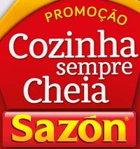 WWW.SEMPRESAZON.COM.BR, PROMOÇÃO COZINHA SEMPRE CHEIA SAZÓN