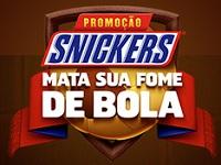WWW.MATASUAFOMEDEBOLA.COM.BR, PROMOÇÃO SNICKERS MATA SUA FOME DE BOLA