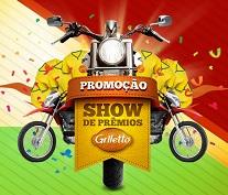 WWW.SHOWDEPREMIOSGRILETTO.COM.BR, PROMOÇÃO SHOW DE PRÊMIOS GRILETTO