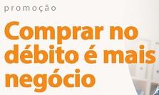 WWW.COMPRENODEBITO.COM.BR, PROMOÇÃO COMPRE NO DÉBITO ITAÚ EMPRESAS