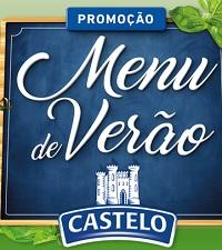 WWW.PROMOCAOCASTELO.COM.BR, PROMOÇÃO MENU DE VERÃO CASTELO