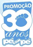 WWW.PECOMPE30ANOS.COM.BR, PROMOÇÃO PÉ COM PÉ 30 ANOS