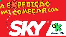 WWW.SKYDISCOVERY.COM.BR, PROMOÇÃO SKY EXPEDIÇÃO DISCOVERY KIDS