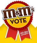 WWW.VOTEMMS.COM.BR, PROMOÇÃO VOTE M&M'S