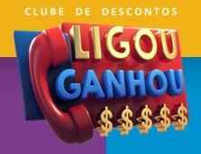 WWW.LIGOUGANHOU.COM, CLUBE DE DESCONTOS LIGOU GANHOU