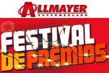 ALLMAYER.COM.BR/SORTEIO, PROMOÇÃO ALLMAYER SUPERMERCADO 17 ANOS