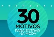 WWW.30MOTIVOS.COM.BR, PROMOÇÃO 30 MOTIVOS PARA ENTRAR NA MODA CARTÕES RIACHUELO