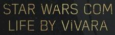 WWW.LIFEBYVIVARAPROMOCAO.COM.BR, PROMOÇÃO STAR WARS COM LIFE BY VIVARA