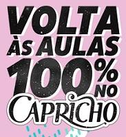 WWW.VOLTAASAULASCH.COM.BR, PROMOÇÃO VOLTA ÀS AULAS CAPRICHO 2017