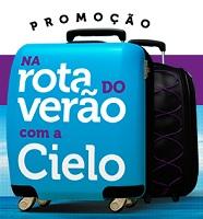 WWW.VERAOCOMCIELO.COM.BR, PROMOÇÃO CIELO NA ROTA DO VERÃO